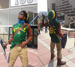 HoodLink Otakon2014 by King-Hauken