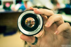 Through the lens by Grant-Booysen