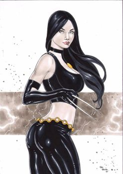 X-23 by MarcelloHolanda