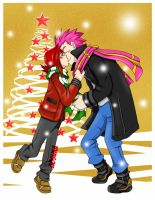 Pkmn: All I want for Christmas is you by Aosuka