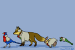 Star Fox by ChanceofClouds