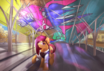 Welcome to the unicorn stable! by Segraece