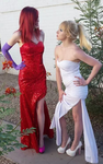 Jessica rabbit and holli would chatting by laylassong