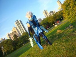 Cosplay Frost by AndroideDezoito