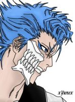 Grimmjow =D by xYunex