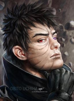 Obito Uchiha by KejaBlank