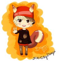Baro the Squirrel! by ShieraSS