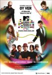 MTV ema 09 Turkey Poster I by mehmeturgut