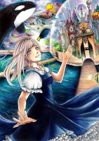.Alice in Atlantis. by Pae-kym