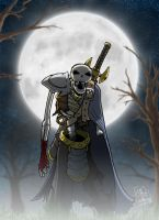 Skeleton Warrior by Foul-Imp