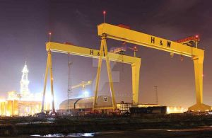 Harland and Wolff by applepie232