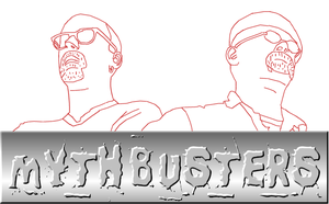 Mythbusters Portrait by DuoTH