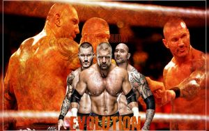 Evolution Wallpaper by AYB12 by AyBenoit12