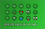 Emote pack 2 by M-Taex