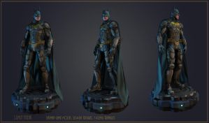 Batman Game Model by sumutf