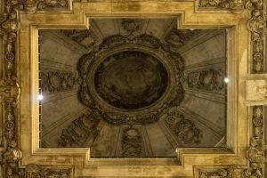 Ceiling Castle of Blois France by hubert61