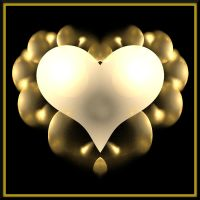 golden heart II by schnuffibossi1