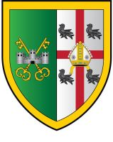 St Peter's College Oxford Coat Of Arms by ChevronTango