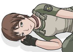 Rebecca Chambers by DKLreviews