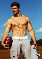 Football Stud by Opeliz