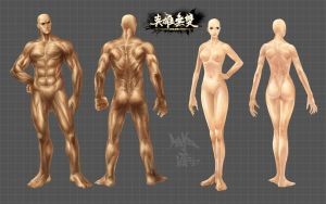 online game design body by ilison