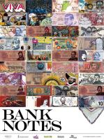 Banknotes project poster by pyrotaurus