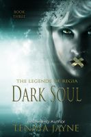 DARK SOUL Book Cover by Doucesse