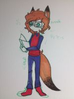 Noah .:colored:. by ponylover26
