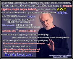 George Carlin on religion by AAtheist