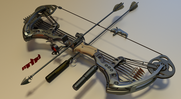 Compound Bow2 .TNT- version by mrhd