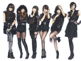 T-ara PNG [Render] by GAJMEditions