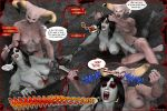 Blood+Pain p10 by PaulPoser
