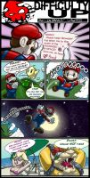 DU - Mario in space by Mattius2011