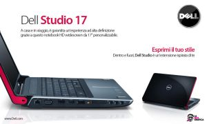 notebook Dell Studio17 by redsoul90