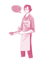 Chef : BBC Sherlock by UntitledTurtles