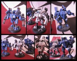 mein kampfy battlesuits by thevampiredio