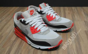Nike Air Max 90 Infrared 1 by BBoyKai91