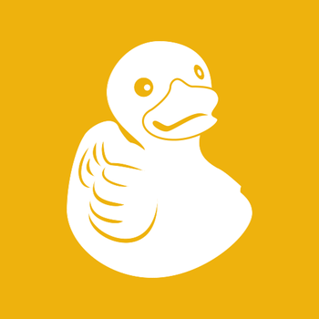 Metro Style Icon for CyberDuck by CryptoWorks