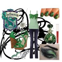 Slytherin by epicperson87