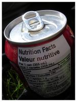 nutrition facts by smockparty