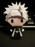 BLEACH - Hitsugaya Toshiro by Larry-San