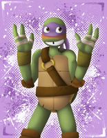 Donatello by northstar2x