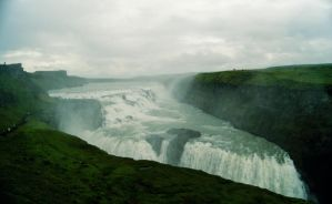 Gulfoss by Lucie-Lilly