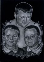 Three Boys by ChemicalsSavedMe