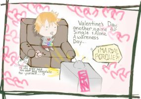 AQUA: Vday Card '09 by Nimue-Sin