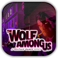 The Wolf Among Us Game Icon by Wolfangraul