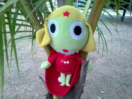Keroro, Is stuck in the tree? by 11KairiMayumi11