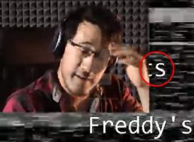 Perfect Smiley for Five night's at Freddy's by SteffieNeko