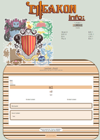 Theakon +JournalSkin+ by Theakon-Staff