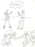 KOF Battle Dome Preview 2 by BlueWolfRanger95